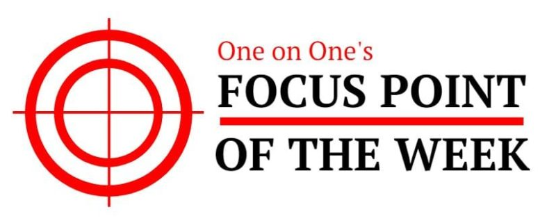 one on one focus point logo