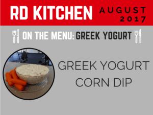 RD Kitchen: Greek Yogurt • One on One Fitness