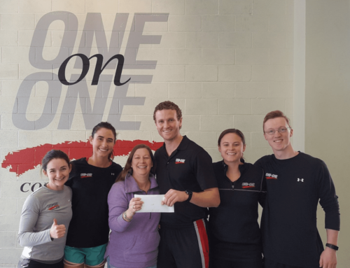 FOR IMMEDIATE RELEASE: One on One raises over $36,000 in 2017 for Centre Volunteers in Medicine and the Youth Service Bureau!