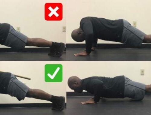 Push-ups: Do Them Right Every Time